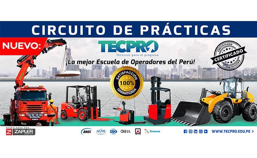 circuito_practicas_zapler_tecpro__lima_peru_montacargas_operadores